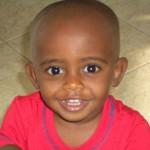 Ethiopian adoptee